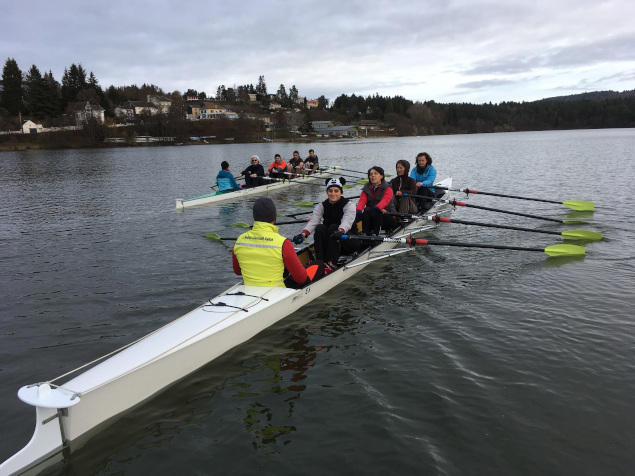 L'Aviron Clermont Aydat, Clermont Sports