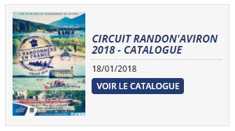 L'Aviron Clermont Aydat, circuit Randon'aviron 2018