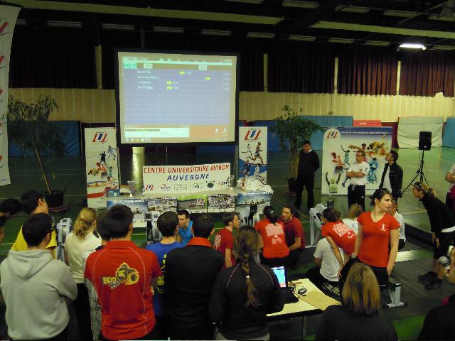 Challenge aviron indoor