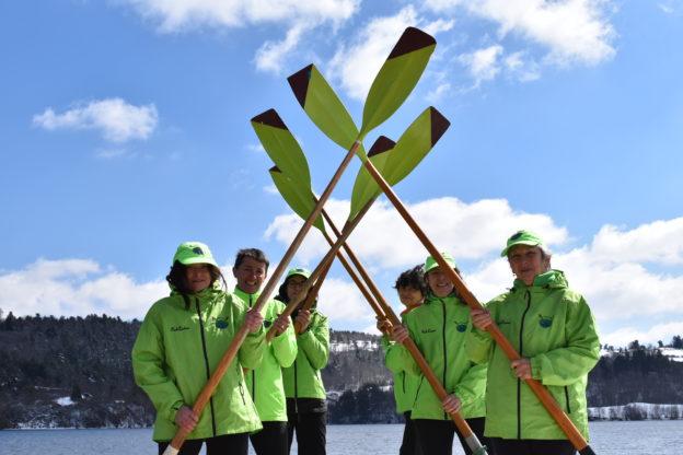L'aviron Clermont Aydat, sport santé, lutte contre le cancer du sein