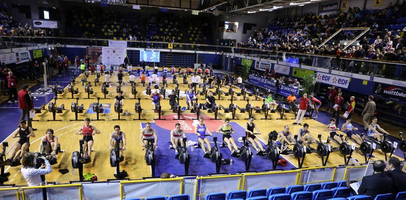 aviron indoor championnat de France