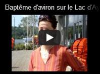 L'Aviron Clermont Aydat, vidéo stages